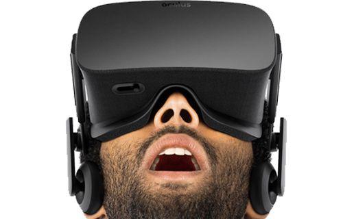 Oculus'un Kurucusu Kurye Oldu