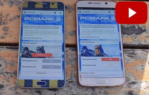 Samsung Galaxy Note 5 Marhsmallow ile Lollipop Sürümünü Karşılaştırdık